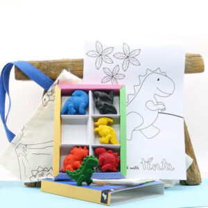 Dino gift set